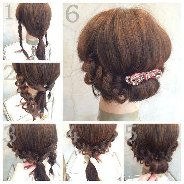 Peinados Bonitos Paso A Paso