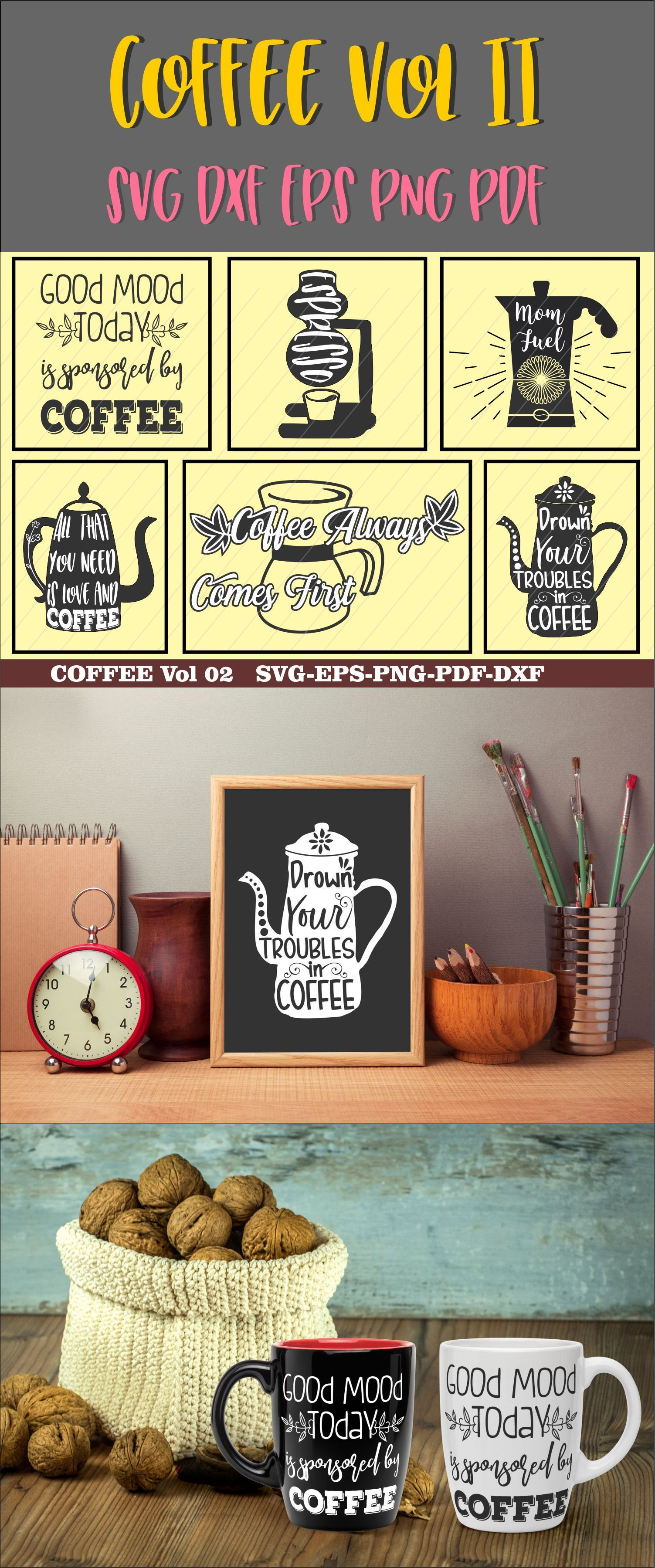 History of Coffee The Coffee Bean Story Coffee svg