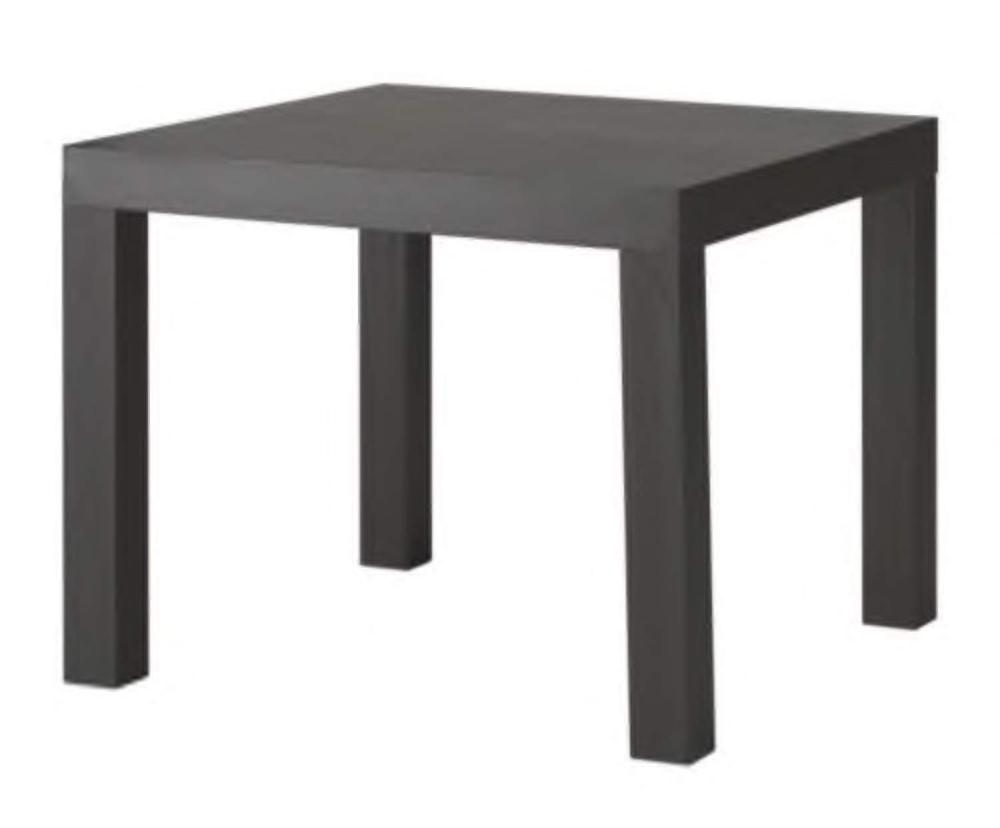 Ikea Side Table Black [ 828 x 1000 Pixel ]