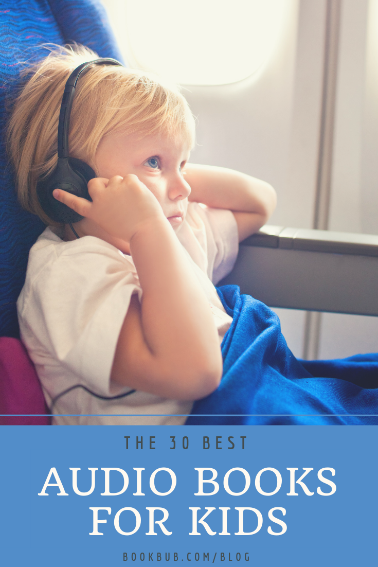 30 of the Best Audio Books for Kids of Every Age in 2019 | New on