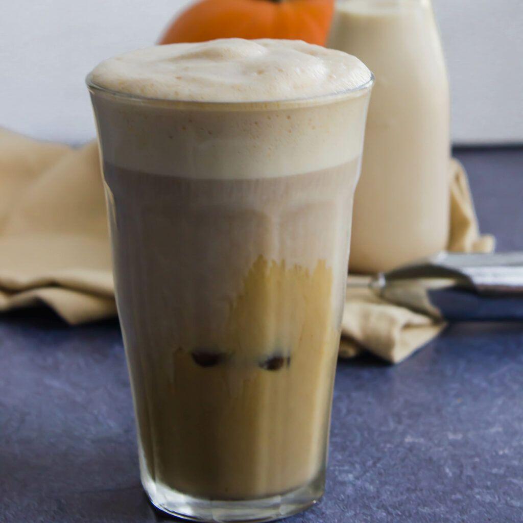 Pumpkin cream cold brew starbucks copycat recipe the