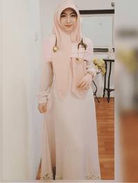 Model Baju Gamis Ala Oki Setiana Dewi Kursus Hijab Model Gaya