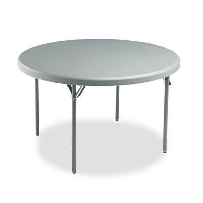 Amazing Iceberg Enterprises Indestruc Tables Too 48 Round Folding Onthecornerstone Fun Painted Chair Ideas Images Onthecornerstoneorg