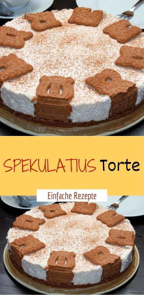 Photo of Spekulatius-Torte