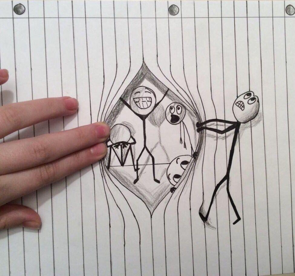 3d Drawings, Sketches, Drawings