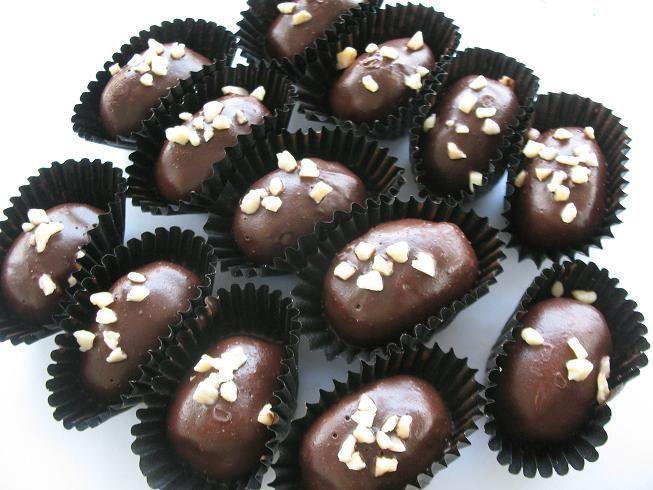 Resepi Biskut Almond Coklat Best Tapi Mudah Sangat Buatnya Di 2020 Almond Dark Chocolate Nutella