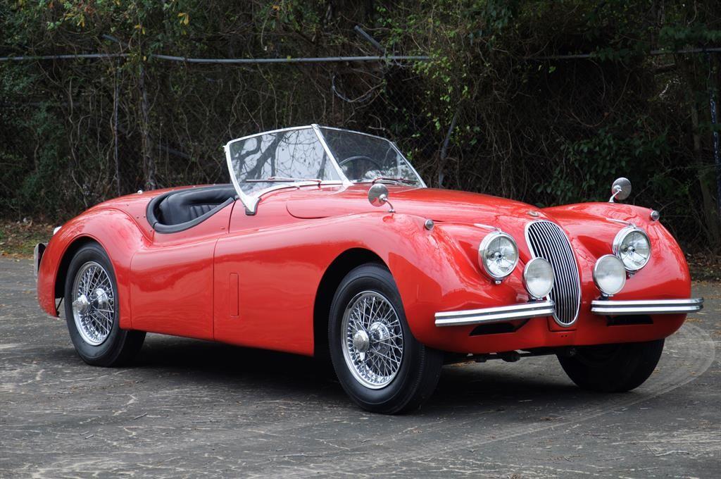 1954 Jaguar XK120 ★。☆。JpM ENTERTAINMENT