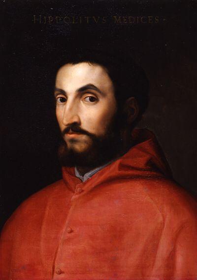 Cardinal Ippolito de Medici