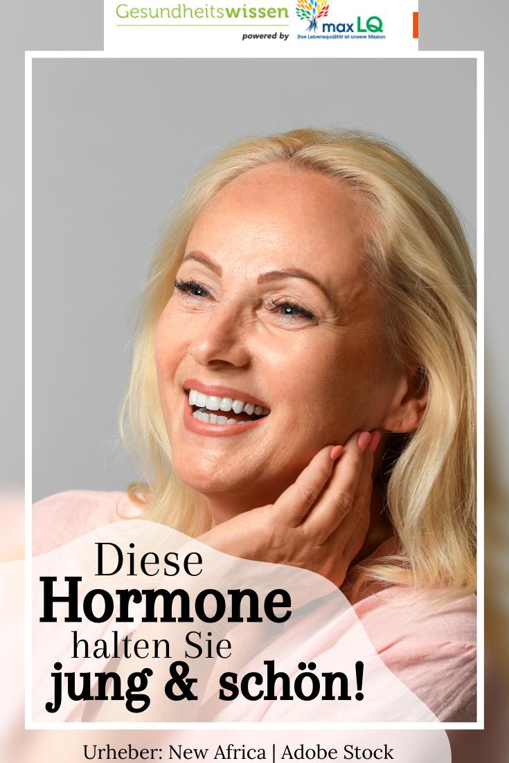 Fur Immer Jung Und Schon Bleiben Diese Hormone Verlangsamen Das Altern Gesundheit Jungbrunnen Abnehmen