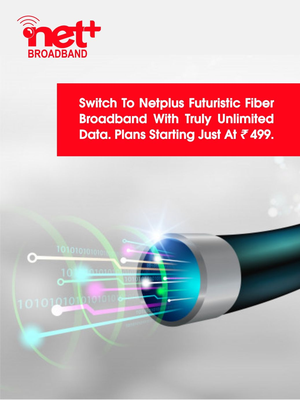 Pin by Netplus Broadband on Netplus Truly Unlimited