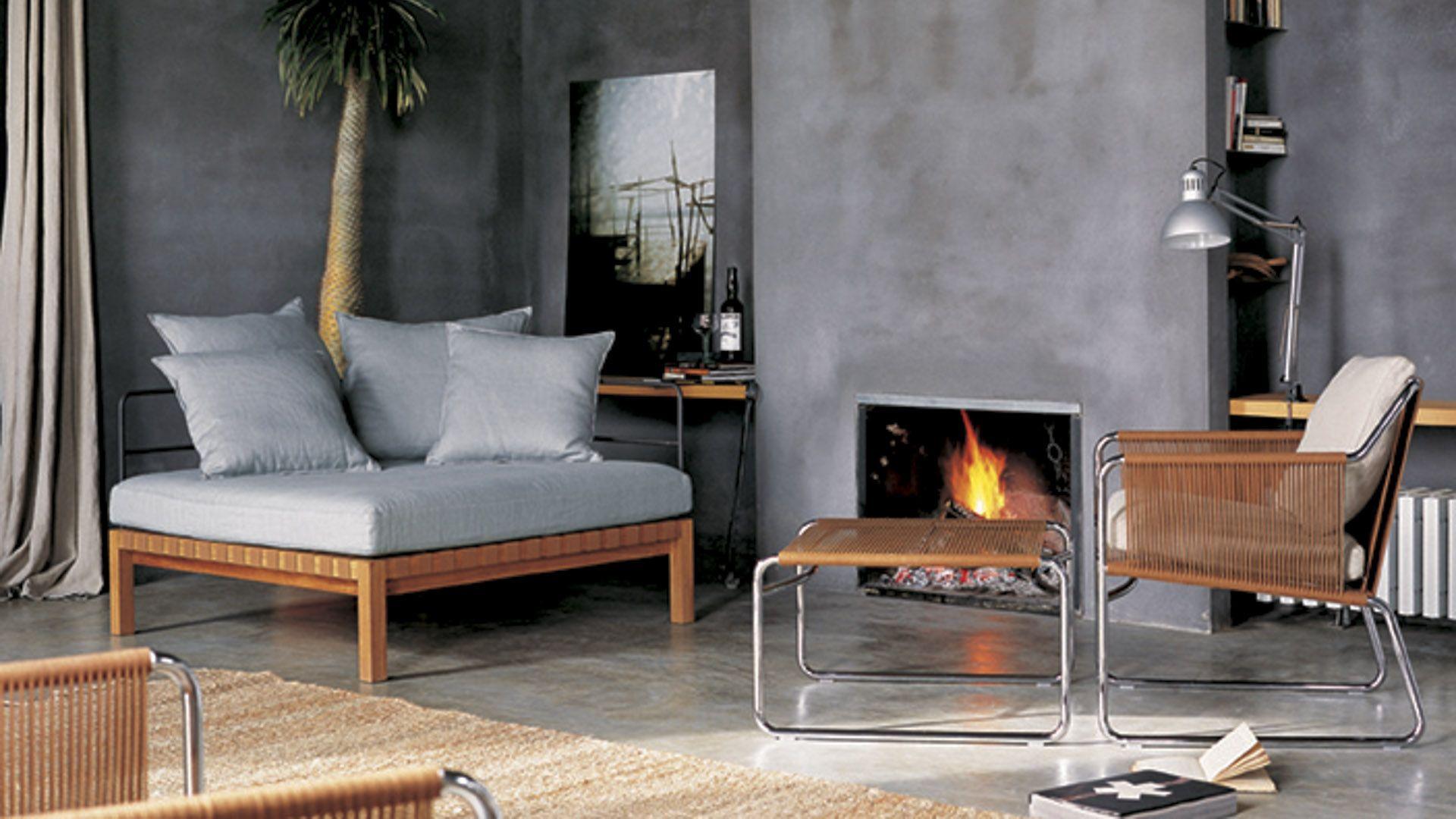 RODA Harp sunbed and chairs Australia   Furniture   Pinterest