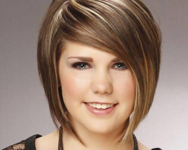 Resultado de imagen para mujeres con cara redonda pinterest