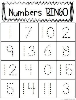 22++ Pleasant preschool number worksheets Useful