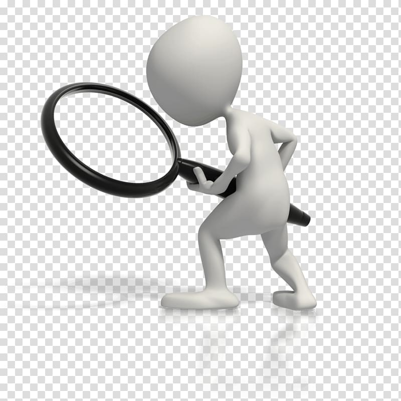 شخص يحمل العدسة المكبرة عصا الشكل المتحرك التحقيق Png Mirror Table Mirror Decor