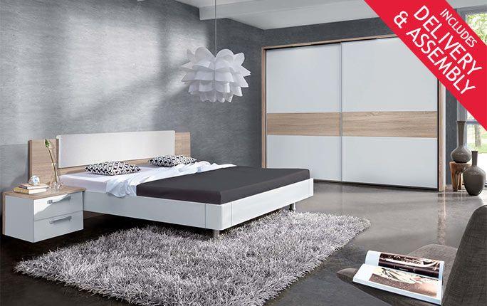 Costco UK - Nolte Mobel Sonoma Bedroom Collection | Master Bedroom ...