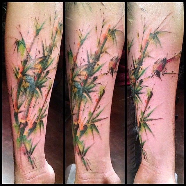 Bamboo Tattoo Tattoo Ideas Pinterest Tattoos Bamboo Tattoo
