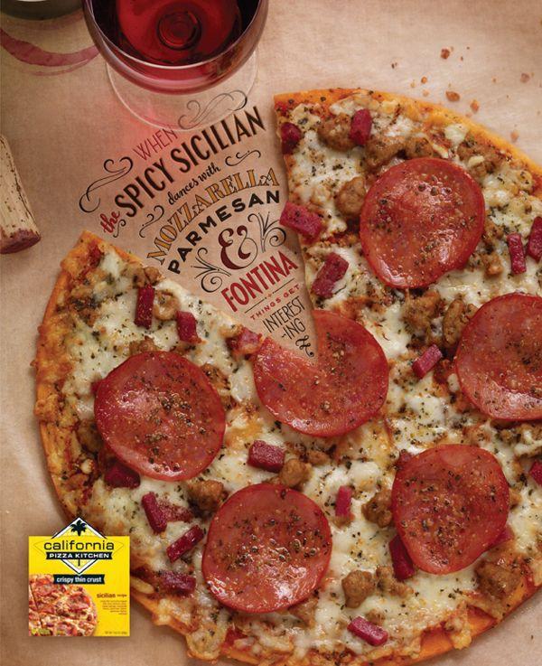 Astonishing California Pizza Kitchen By Michael Mcgrath Via Behance Interior Design Ideas Gentotryabchikinfo