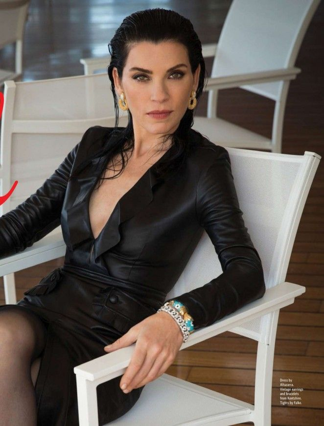 Did You Know That Julianna Margulies&#39- Husband Is Really Hot?