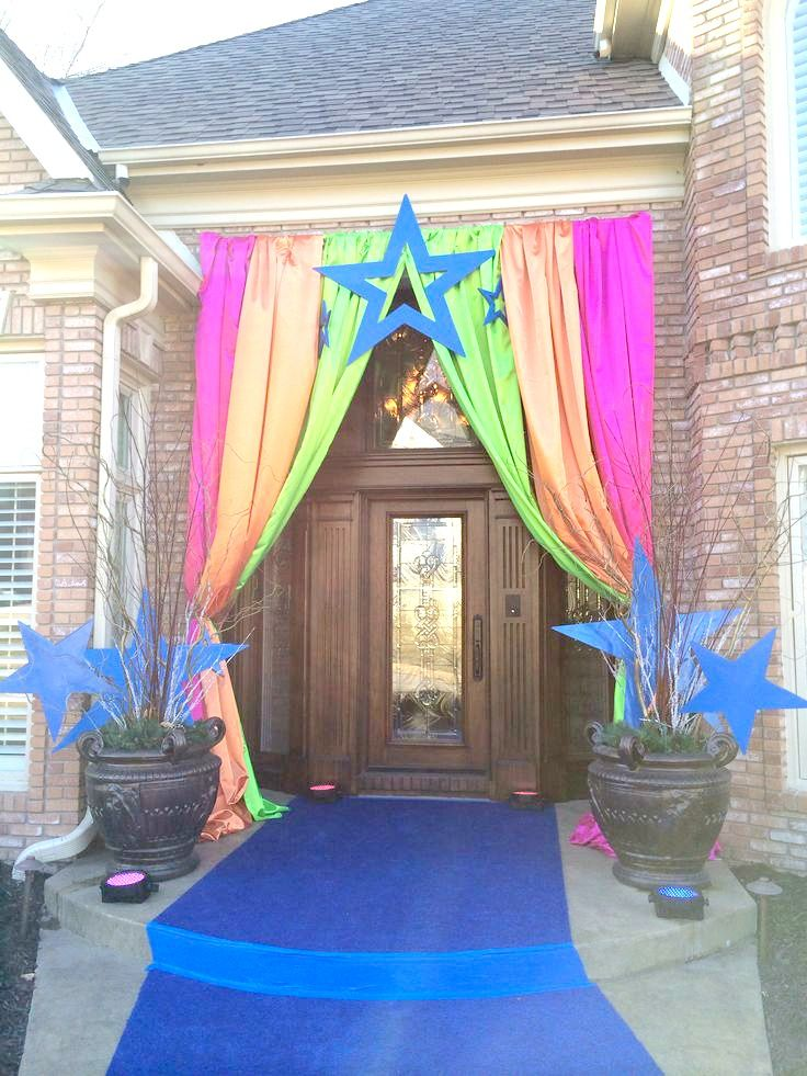 FRONT ENTRY PARTY DECORATING IDEAS Party Decor,Entertaining Ideas