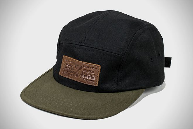 ba9d57faa82 United by Blue X Roots 5-Panel Camp Cap