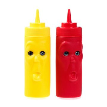 Kikkerland Designs Blink Ketchup Mustard At 21 Off At Fab