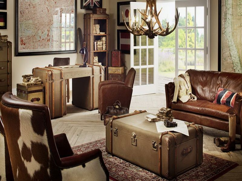 20 Male Living Space Ideas for Your Inspiration Bachelor pad decor