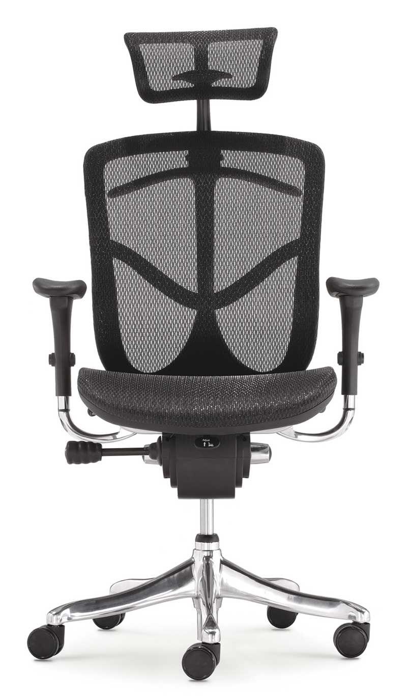 Best Ergonomic Highback And Adjustable Headrest Mesh Office 400 x 300
