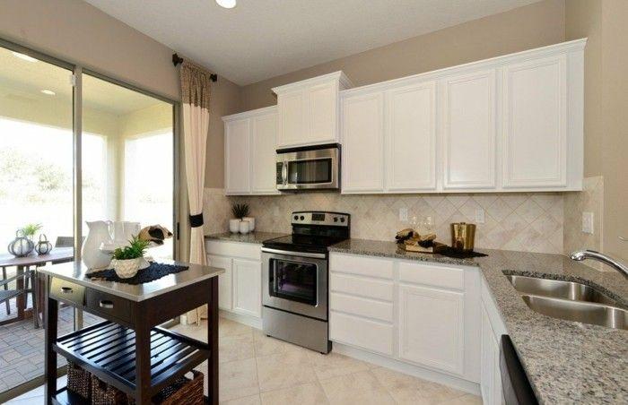 Die Magnolia Farbe in 100 Bildern! Home decor, Kitchen