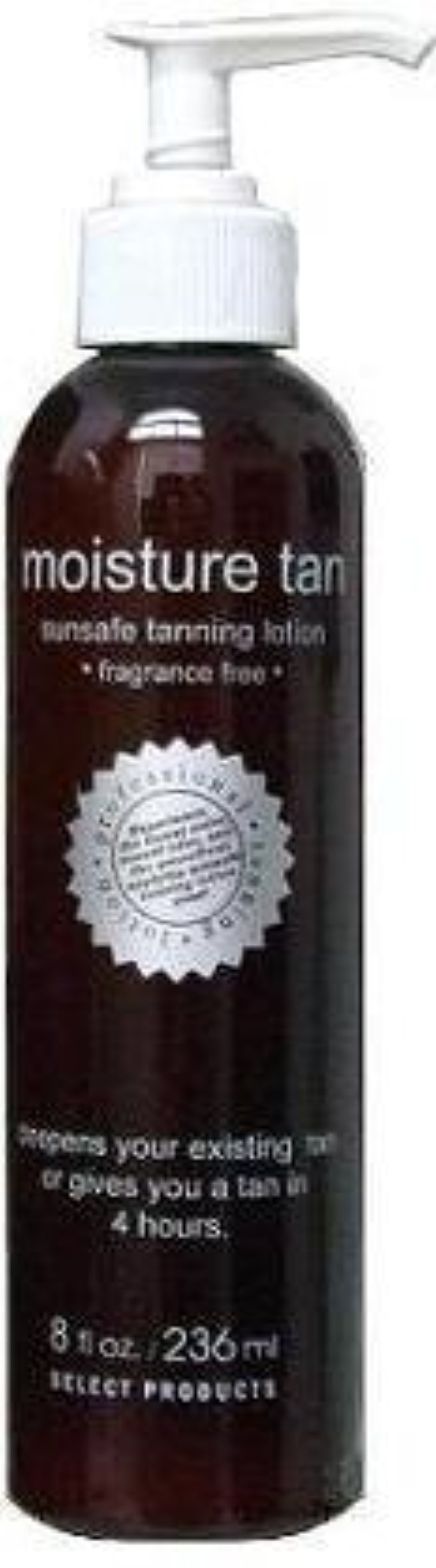 Moisture Tan Professional Self Tanner 8oz -- Voted #1 Self Tanner 2015 -- by Tanning Bay Products -- Awesome products selected by Anna Churchill
