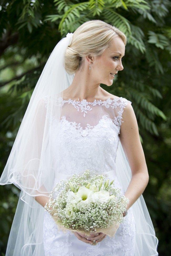 Stella York 5932 Size 10 Second Hand Wedding Dress Still White South Africa