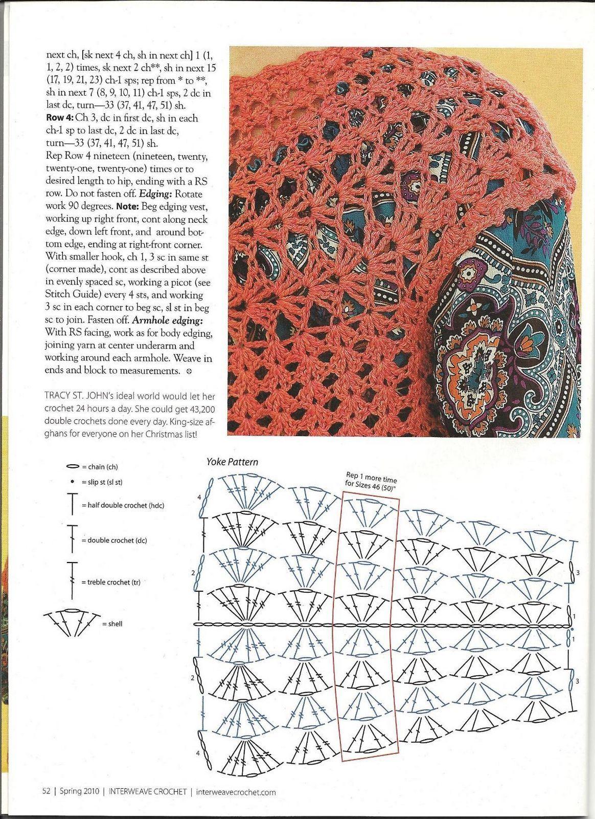 Pin de silvia espinosa en Diagramas de croché   Pinterest   Patrones