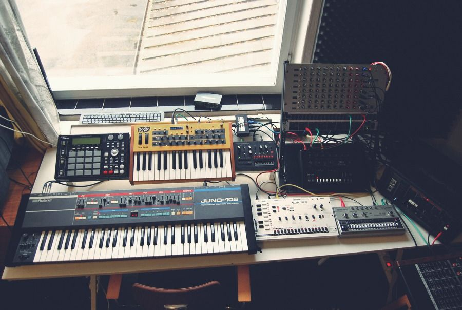 home recording studio  Tumblr  Home Studio