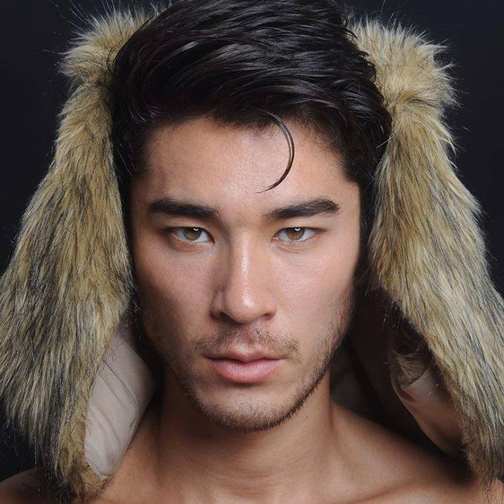 Asian handsome gay model try as they might 2
