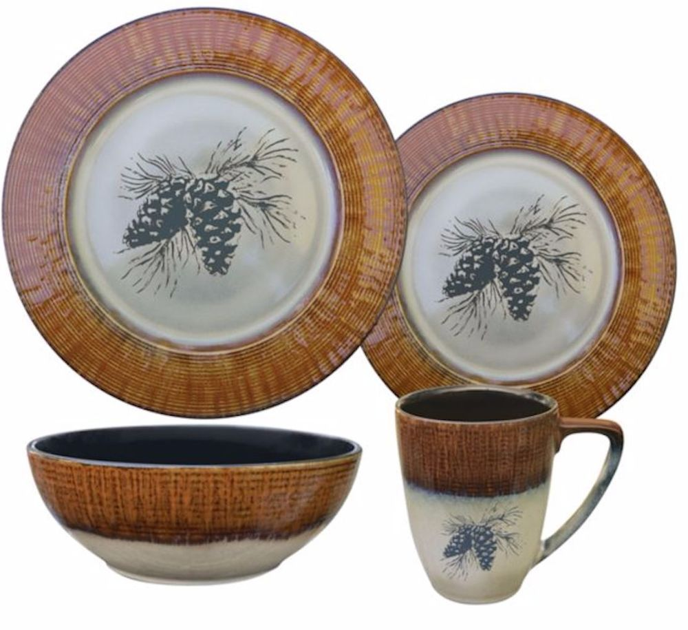 moose bear cabin designs wildlife x sets regarding cabins log dinnerware rustic com with rapidweaverebook marvelous