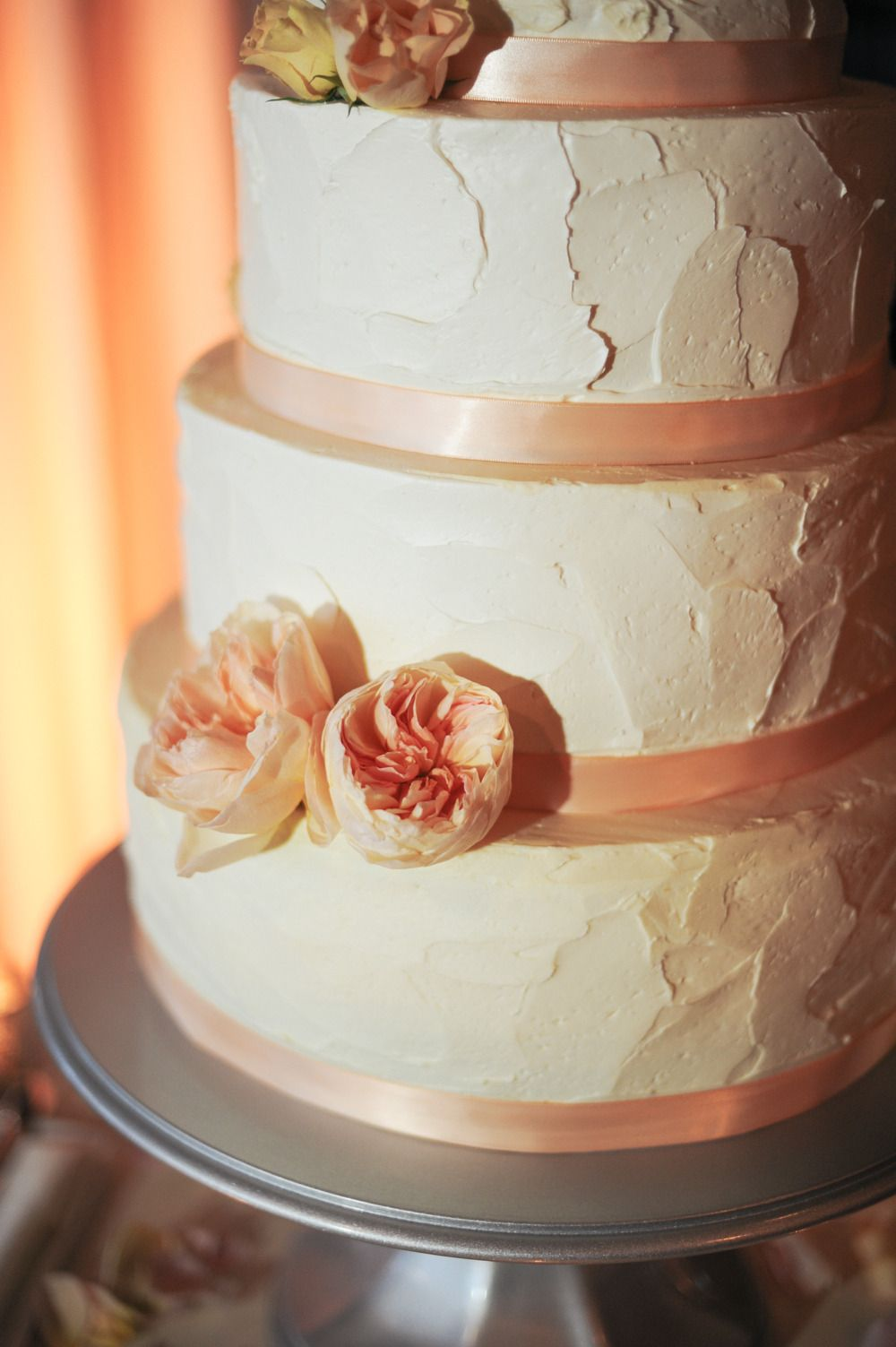 Wedding Cake | Photography: Erica Rose Photography