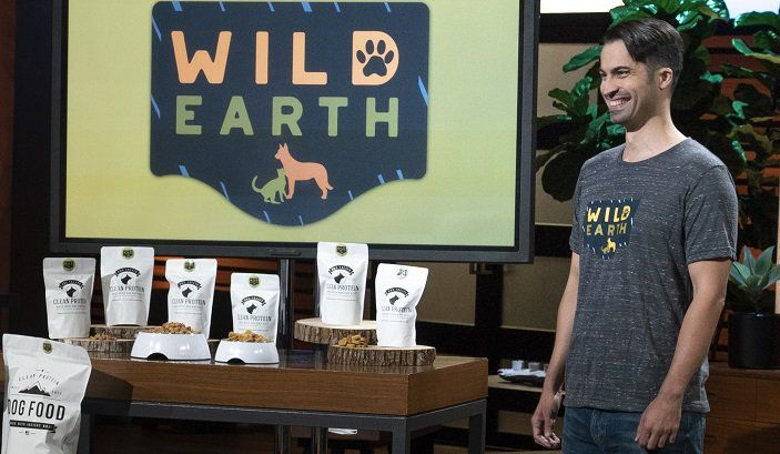 Wild Earth Dog Food Fetches 550k From Billionaire Before