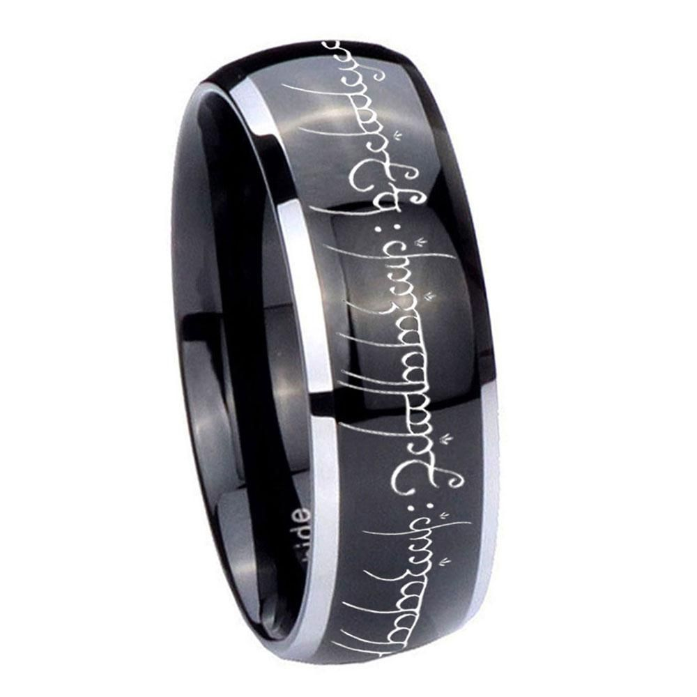 mens rustic wedding rings australia