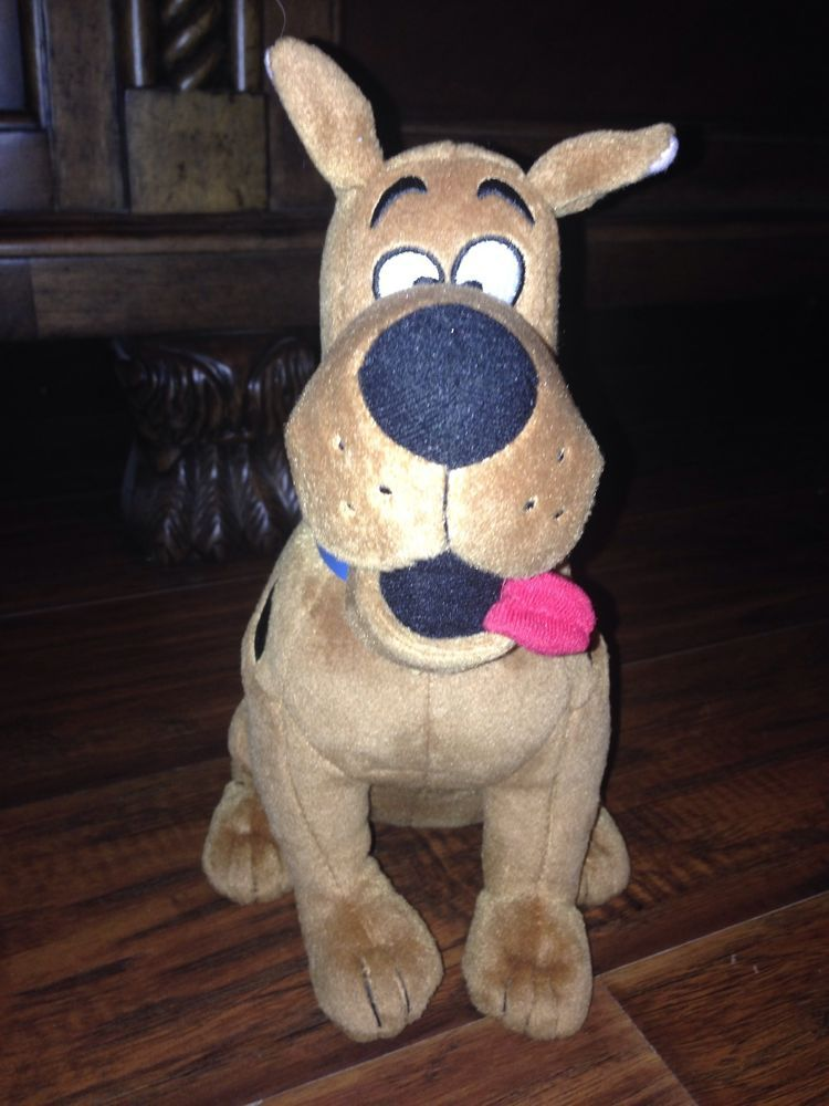 Share This MINT About 12 Inch Scooby Doo With The Family!  | eBay