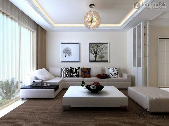 Living Room Floor Designs Enchanting Living Room With Heavy Duty Rubber Backed Carpet  Flooring Ideas Decorating Design
