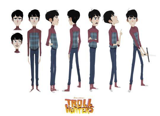 Anime Boy Character Design : Image musaigen no phantom world anime character designs shosuke