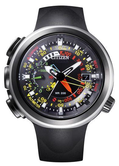 Pánské hodinky · Citizen Promaster Eco-Drive Altichron Cirrus – Watch d33da8aa46d