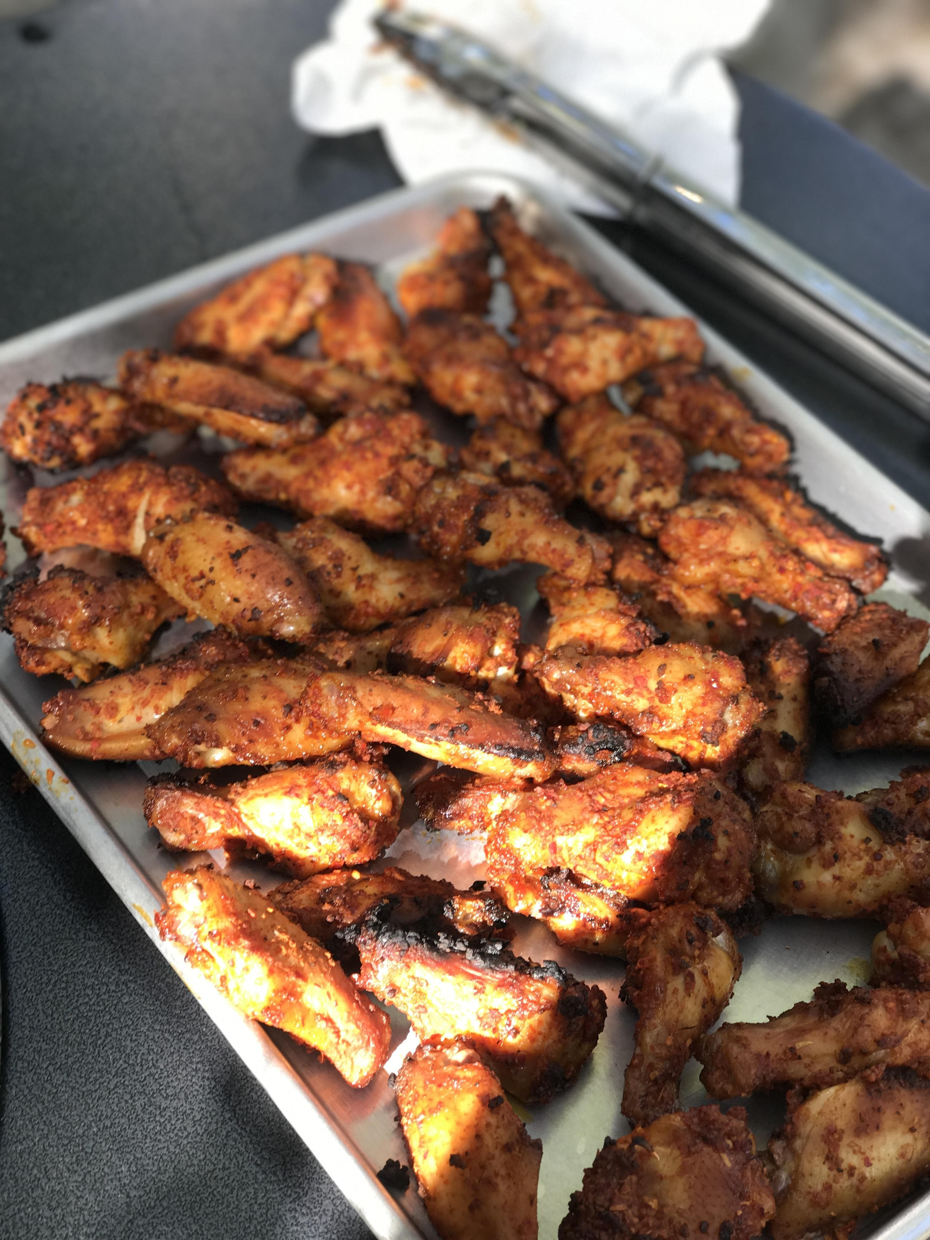 ventura99: Costco Chicken Wings Garlic Pepper