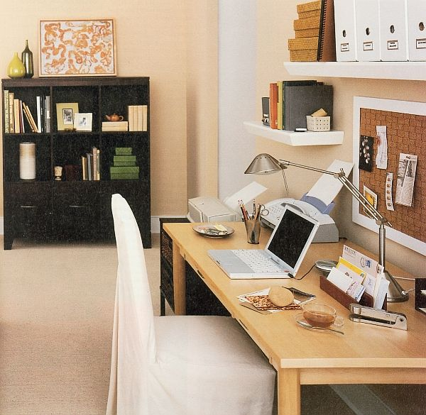 20 Home Office Decorating Ideas for a Cozy Workplace Office