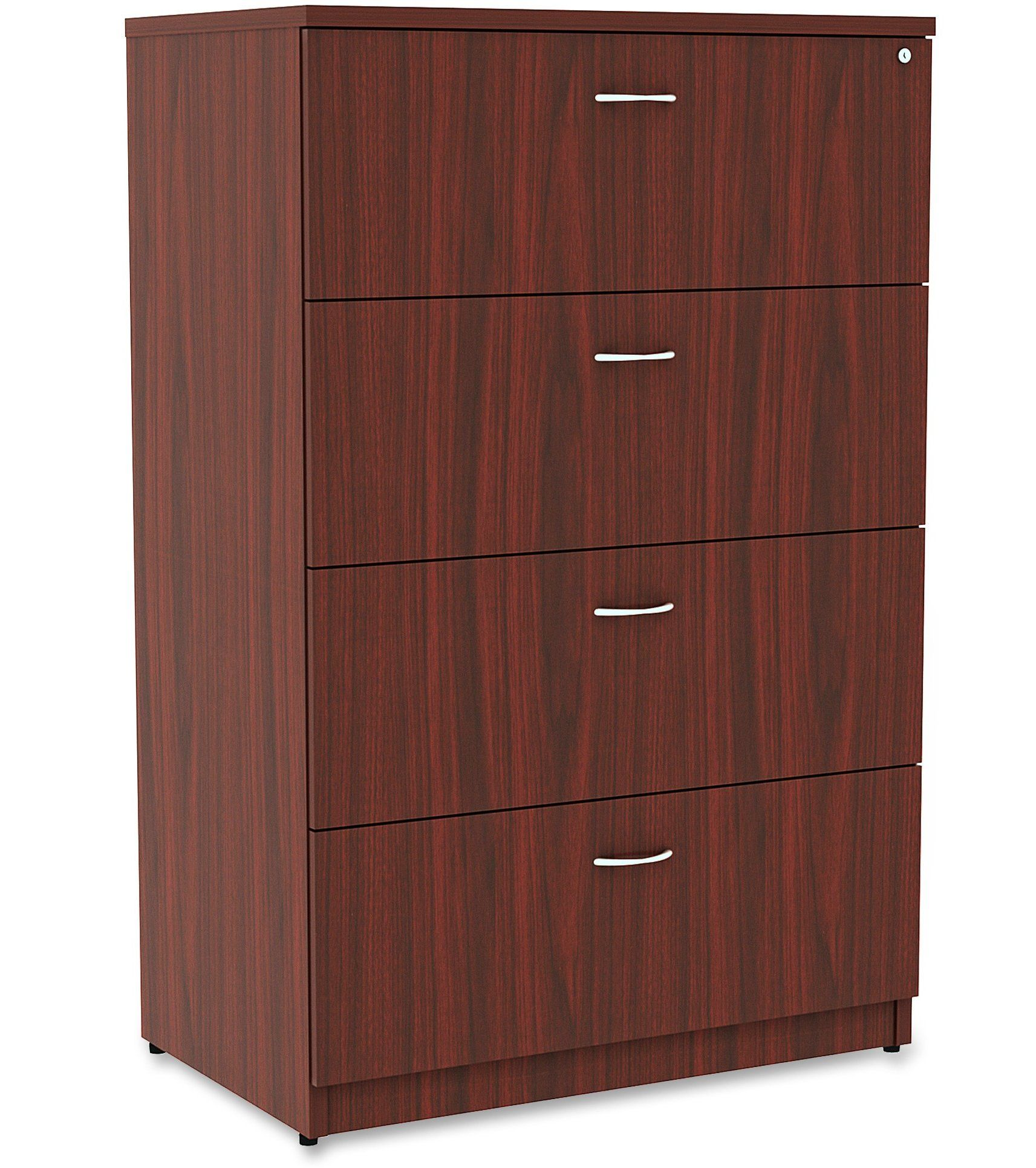 essentials 4 drawer lateral filing cabinet products filing rh in pinterest com