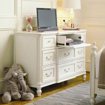 Gabriella Drawer Dresser by Smartstuff | Recamara y Decoración