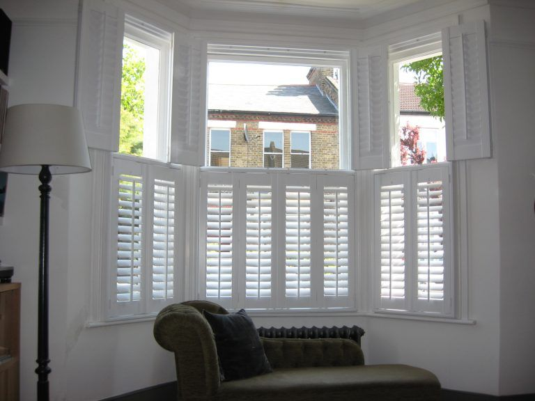 Perfect Blinds And Shutters For A Bay