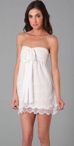 gettinfitt.com strapless sundresses (04) #sundresses | Dresses ...