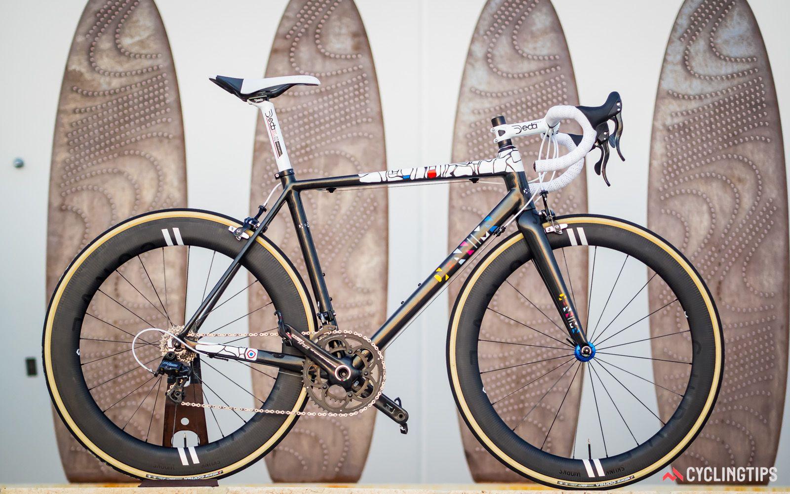 Deanima Unblended Frameset Review Road Racing Bike Classic Road