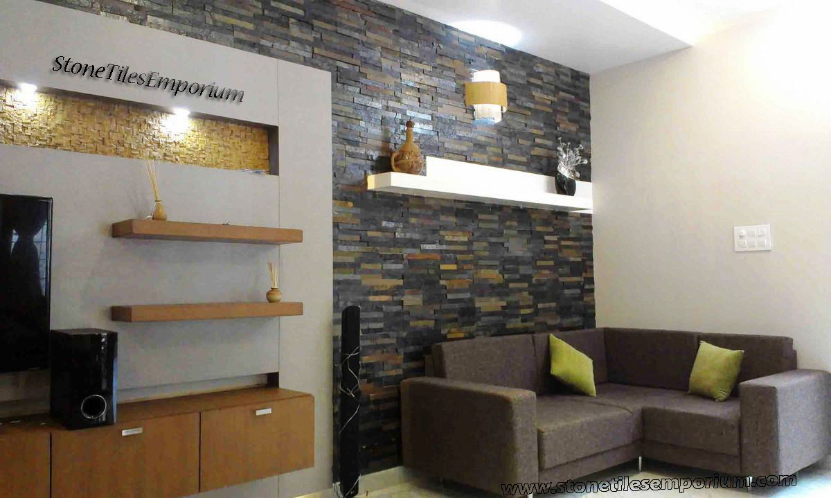 44++ Wall tiles for living room interior information