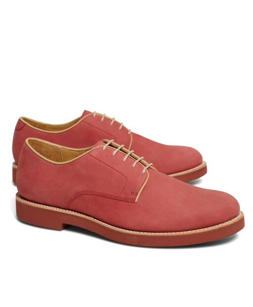 #Zapatos Brooks Brothers red-suede-buck #shoes
